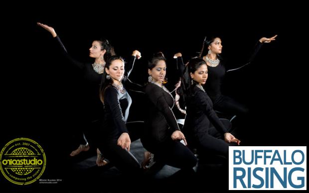 Shakti: A bollywood dance showcase in buffalo dancers